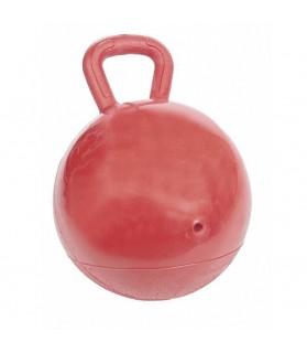 Ballon de jeu pour shetland rouge _ La halle aux minis