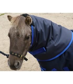 couvre_cou_bleu-shetland_poney_lahalleauxminis