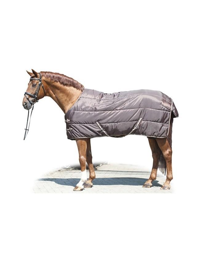 4102_couverture-écurie_poney_brun_lahalleauxminis
