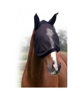 Masque en lycra pour shetland et poney - la halle aux minis